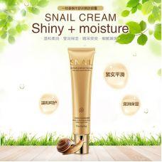 Крем для кожи вокруг глаз с экстрактом улитки омолаживающий от отеков ONESPRING Snail Repair&Brightening (20г)