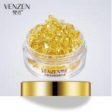 Сыворотка для кожи вокруг глаз в капсулах увлажняющая VENZEN Bright (30г)
