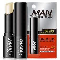 Бальзам для губ мужской BIOAQUA Natural Lip Balm Men (2.7г)