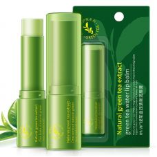 Бальзам для губ с зеленым чаем ROREC Natural Green Tea Water Lip Balm (2.7г)