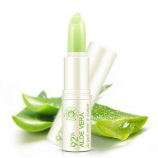 Бальзам для губ Алое Вера 92% BIOAQUA Refresh & Moisture Aloe Moisturizing Repair Lip Balm (4г)