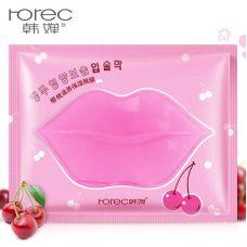 Патчи для губ коллагеновые ROREC Cherry (8г)