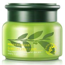 Крем для лица с зеленым чаем ROREC GreenTea Water Cream (50г)