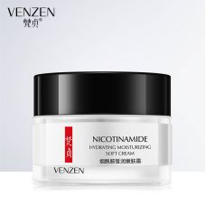 Крем для лица с никотинамидом VENZEN Nicotinamide Hydrating Moisturizing Soft Cream (50г)