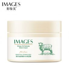 Крем для сухой кожи с ланолином IMAGES Sheep Oil Delacate Moist Cream Sheep Oil Tender Skin (140 г)
