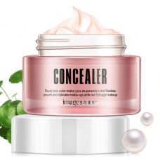 Крем консилер для лица IMAGES Concealer Pink Snow Muscle Lazy Cream (50г)