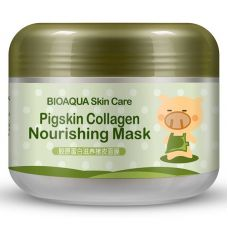 Маска коллагеновая BIOAQUA Pigskin Collagen Nourishing Mask (100г)