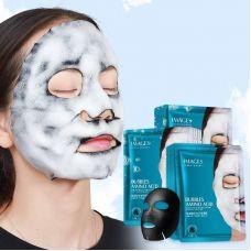 Тканевая кислородная маска для лица IMAGES Bubbles Amino Acid (25г)