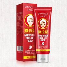 Маска пленка для лица очищающая и увлажняющая BIOAQUA Moisturize Peel-Off Mask (60г)
