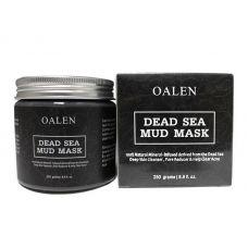 Грязевая маска для лица и тела OALEN Dead Sea Mud Mask (250г)