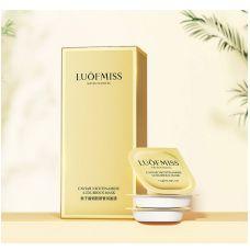 Набор масок для лица с гиалуроновой кислотой и икрой LUOFMISS Caviar Nicotinamide Luxurious Mask (7.5г*6шт)