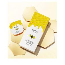 Набор очищающих масок для лица с полипептидом меда JOMTAM Honey Peptide Hydra Cleansing Mask (7.5г*6шт)