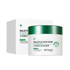 Ночная маска для проблемной кожи с салициловой кислотой BIOAQUA Salicylic Acid Acne Oil Control Mask (120г)