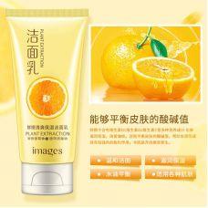 Очищающий крем для умывания IMAGES Beauty Orange (120мл)