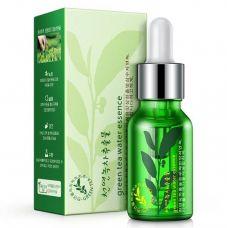 Сыворотка для лица с экстрактом зеленого чая увлажняющая ROREC GreenTea Water Essence (15мл)