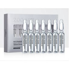 Набор эссенций с никотинамидом в ампулах ZOOSON Nicotinamide(2мл*7шт)
