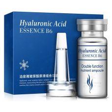 Набор сывороток с гиалуроновой кислотой и витамином B6 BIOAQUA HYALURONIC ACID ESSENCE B6 (5мл*10шт)