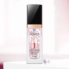 Выравнивающая и увлажняющая эмульсия под макияж с жемчугом VENZEN Beauty Before Makeup Emulsion (30мл)