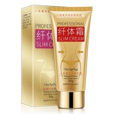 Крем для тела от целлюлита и для похудения ONESPRING Slimming Shaping Cream (60г)