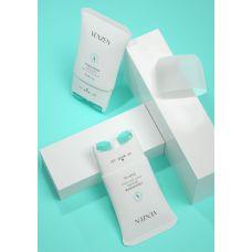 Подтягивающий крем для шеи с массажером VENZEN Areginine Beauty Nech Cream (110г)