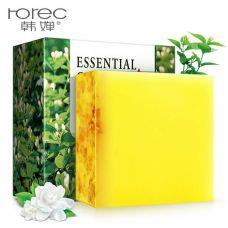 Мыло с маслом жасмина ROREC Essential Oil Natural Oil Soap Jasmine (100г)