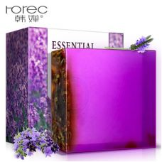 Мыло с маслом лаванды ROREC Essential Oil Natural Oil Soap Lavender (100г)