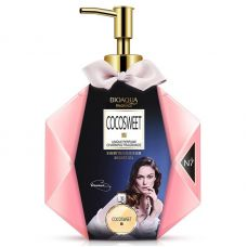 Гель для душа увлажняющий BIOAQUA Cocosweet №7 Unique Perfume Charming Fragrance Shower Gel (600мл)