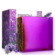 Мыло с маслом лаванды ROREC Essential Oil Natural Oil Soap Lavender (100г)