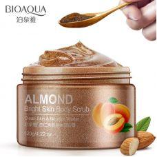 Скраб для тела миндальный BIOAQUA Body Scrub Almond (120г)