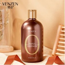 Шампунь для волос увлажняющий и разглаживающий VENZEN Cashmere Fat Silk Dandruff (500мл)