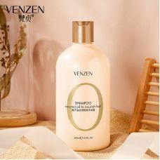 Шампунь для волос питательный с кокосовым маслом VENZEN Coconut Oil To Nourish Hair (500мл)